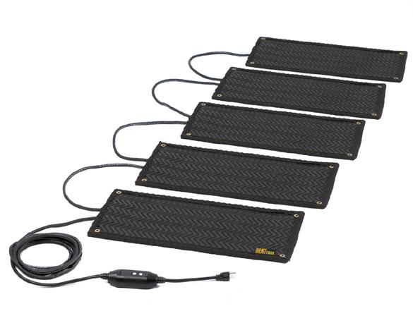 heat trak heated outdoor mats